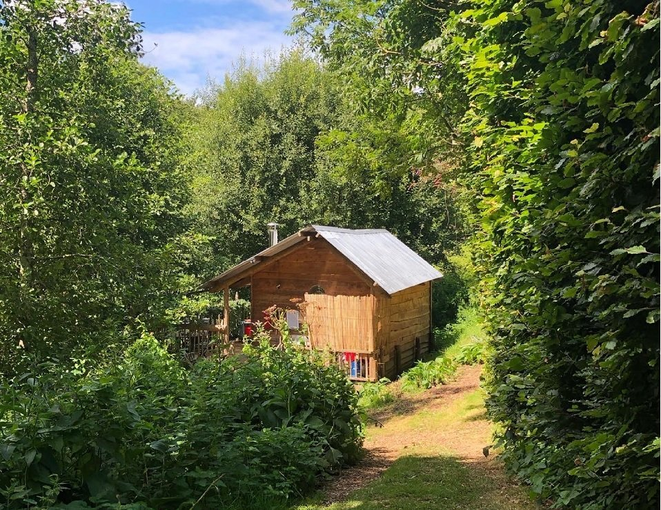 Owl Valley Glamping Cabin