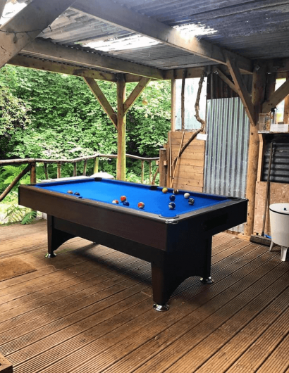 Pool Games at Owl Valley