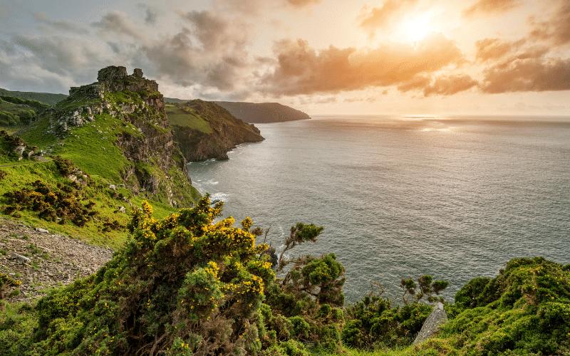 The History of Devon